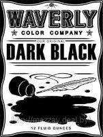 Краска для татуировки Waverly «Dark Black»