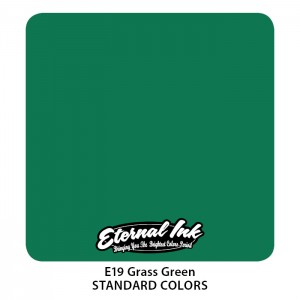 Eternal Ink – Grass Green