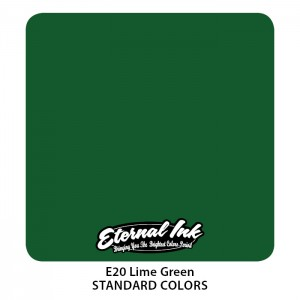 Eternal Ink – Lime Green