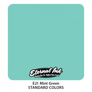 Eternal Ink – Mint Green