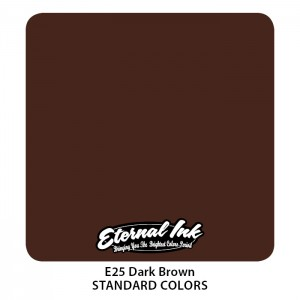 Eternal Ink – Dark Brown