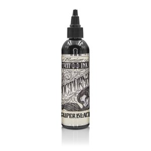 "Nocturnal Tattoo Ink ""Super Black"""