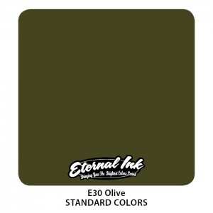 Eternal Ink – Olive