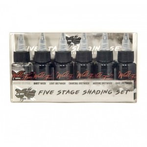 "Набор красок World Famous ""Five Stage Shading Set"""