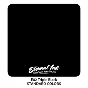 Eternal Ink –  Triple Black