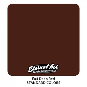 Eternal Ink – Deep Red