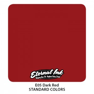 Eternal Ink –  Dark Red