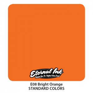 Eternal Ink – Birght Orange