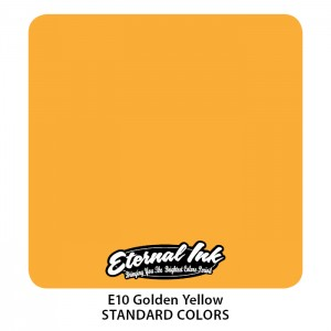 Eternal Ink – Golden Yellow