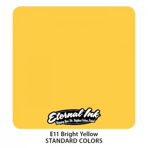 Eternal Ink – Bright Yellow